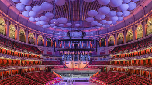 Freemasons 300 year celebrations at Royal Albert Hall