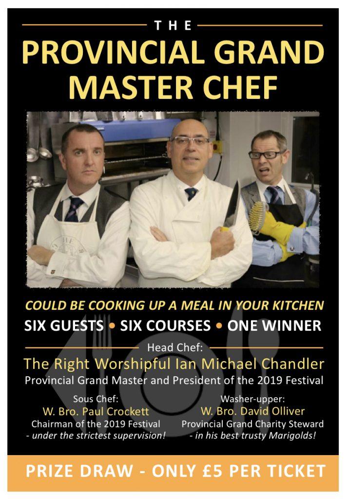 Provincial Grand Master Chef