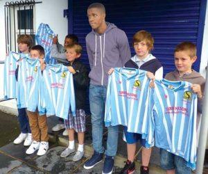 Selsdon Junior FC sponsored by Surrey Freemasons