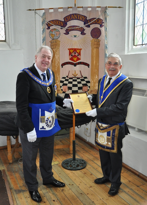 Lovekyn Chantry Lodge - Surrey Freemasons