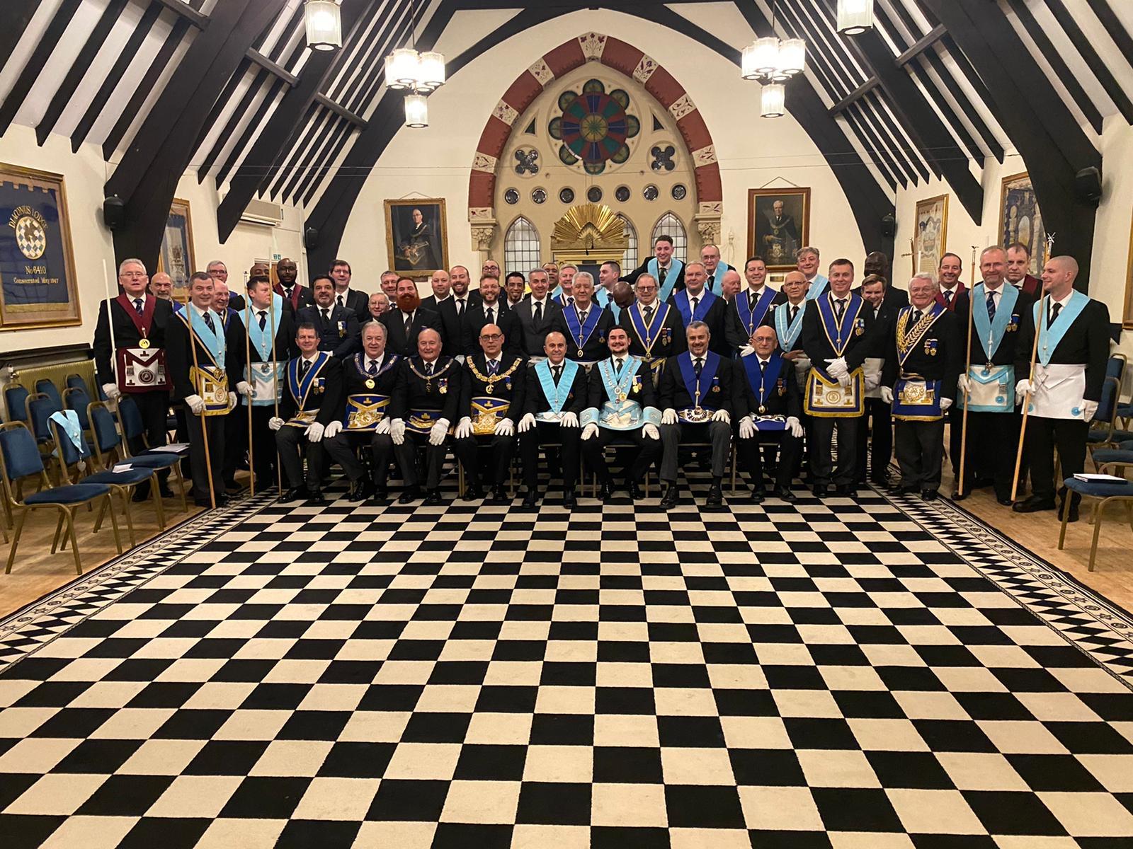 Purley Freemasons Lodge Croydon