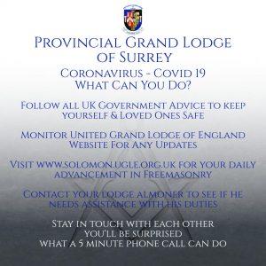 Provincial Notice