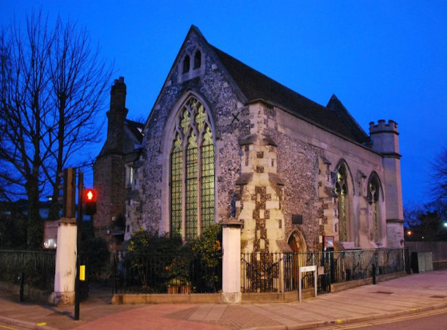Lovekyn Chantry Chapel